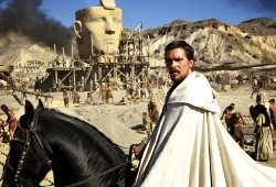 Christian Bale in Exodus - Dei e Re