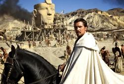 Christian Bale in Exodus - Dei e Re