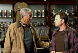 Morgan Freeman e Greg Kinnear in Feast of Love