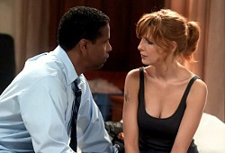 Denzel Washington e Kelly Reilly
