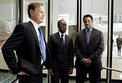 Bruce Greenwood, Don Cheadle e Denzel Washington