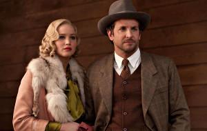 Jennifer Lawrence e Bradley Cooper in Una folle passione