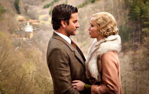 Bradley Cooper e Jennifer Lawrence in Una folle passione