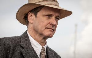 Colin Firth in Genius