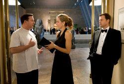 Ricky Gervais, Téa Leoni e Greg Kinnear in Ghost Town