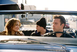 Jennifer Lopez, Justin Bartha e Ben Affleck