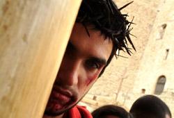 Leonardo Cesare Abude in La passione di Giosuè l'ebreo