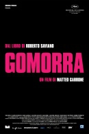 La locandina di Gomorra