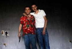 Marco Macor e Ciro Petron in Gomorra