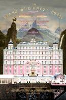 La locandina di Grand Budapest Hotel