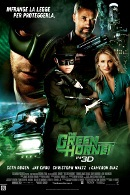 La locandina di The Green Hornet