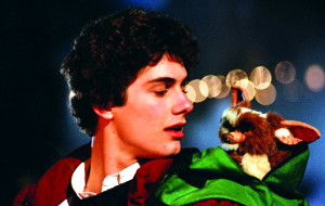 Zach Galligan in Gremlins