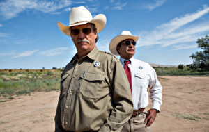 Jeff Bridges e Gil Birmingham in Hell or High Water