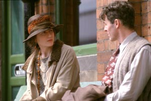 Nicole Kidman e Stephen Dillane in The Hours