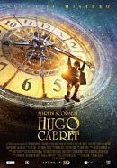 La locandina di Hugo Cabret
