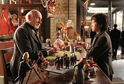 Ben Kingsley e Asa Butterfield