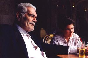 Omar Sharif e Pierre Boulanger