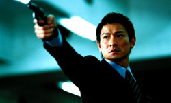 Andy Lau in Infernal Affairs