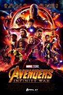 La locandina di Avengers - Infinity War