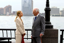 Jodie Foster e Christopher Plummer in Inside Man