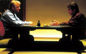 Russell Crowe e Al Pacino in Insider - Dietro la verità