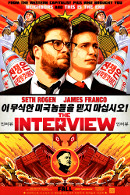 La locandina di The Interview