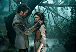 Chris Pine e Anna Kendrick in Into the Woods