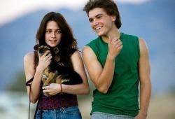 Kristen Stewart e Emile Hirsch