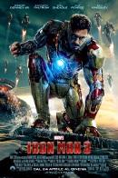 La locandina di Iron Man 3