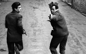 Una scena di Italian Gangsters
