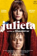 La locandina di Julieta