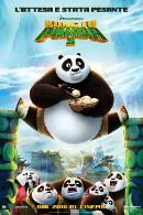 La locandina di Kung Fu Panda 3