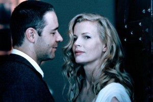 Russell Crowe e Kim Basinger in L.A. Confidential