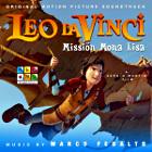La copertina del CD di Leo da Vinci: Missione Monna Lisa
