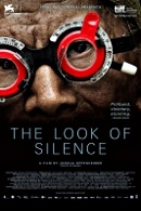 La locandina originale di The Look of Silence