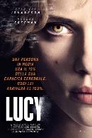 La locandina di Lucy