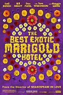 La locandina di Marigold Hotel