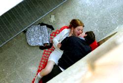 Maria Valverde in una scena di Melissa P.