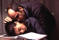 Laia Marull e Luis Tosar in Ti do i miei occhi