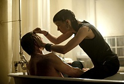 Daniel Craig e Rooney Mara in Millennium