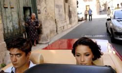 Riccardo Scamarcio e Nicole Grimaudo in Mine vaganti