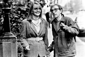 Diane Keaton e Woody Allen in Misterioso omicidio a Manhattan