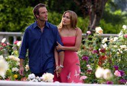 Michael Vartan e Jennifer Lopez in Quel mostro di suocera