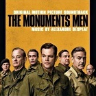 La copertina del CD di Monuments Men