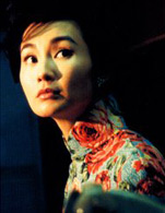Maggie Cheung in In the Mood for Love