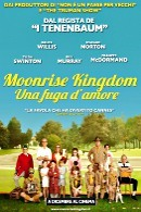 La locandina di Moonrise Kingdom