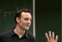François Bégaudeau in La classe