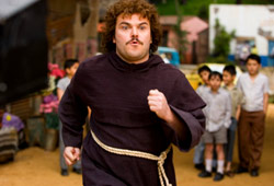 Jack Black in Super Nacho