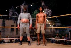 Jack Black e Héctor Jiménez in Super Nacho