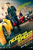 La locandina di Need for Speed